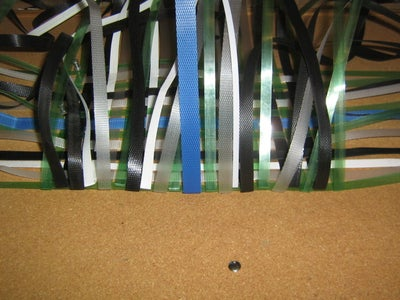 Folding the Straps