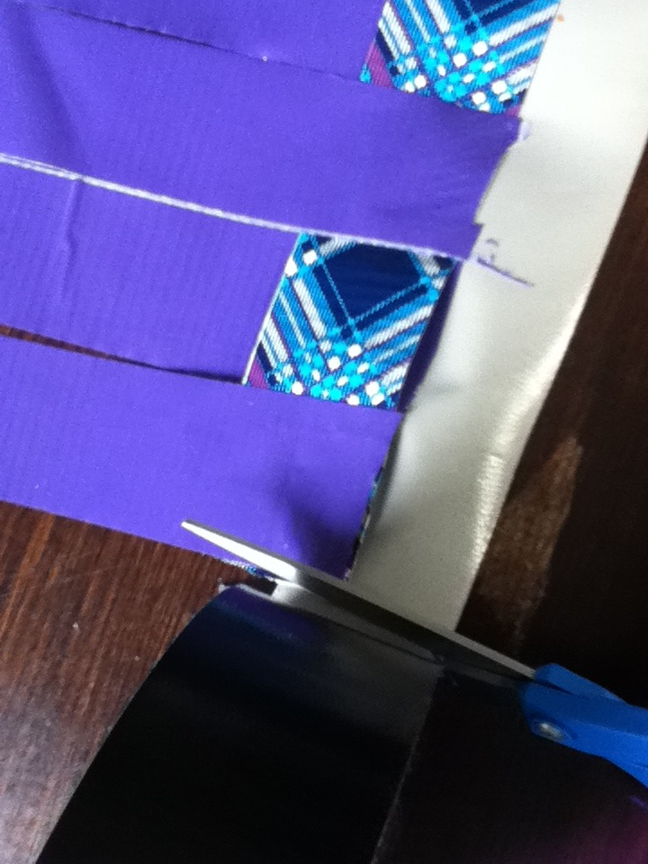 Picture of Duct Tape End 1
