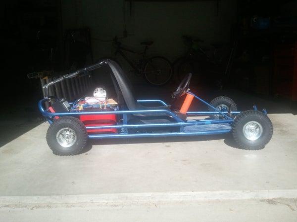 Electric GoKart
