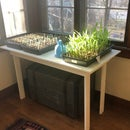 Simple Indoor Plant Table