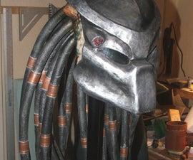 Predator Bio Mask - Pepakura (updated)