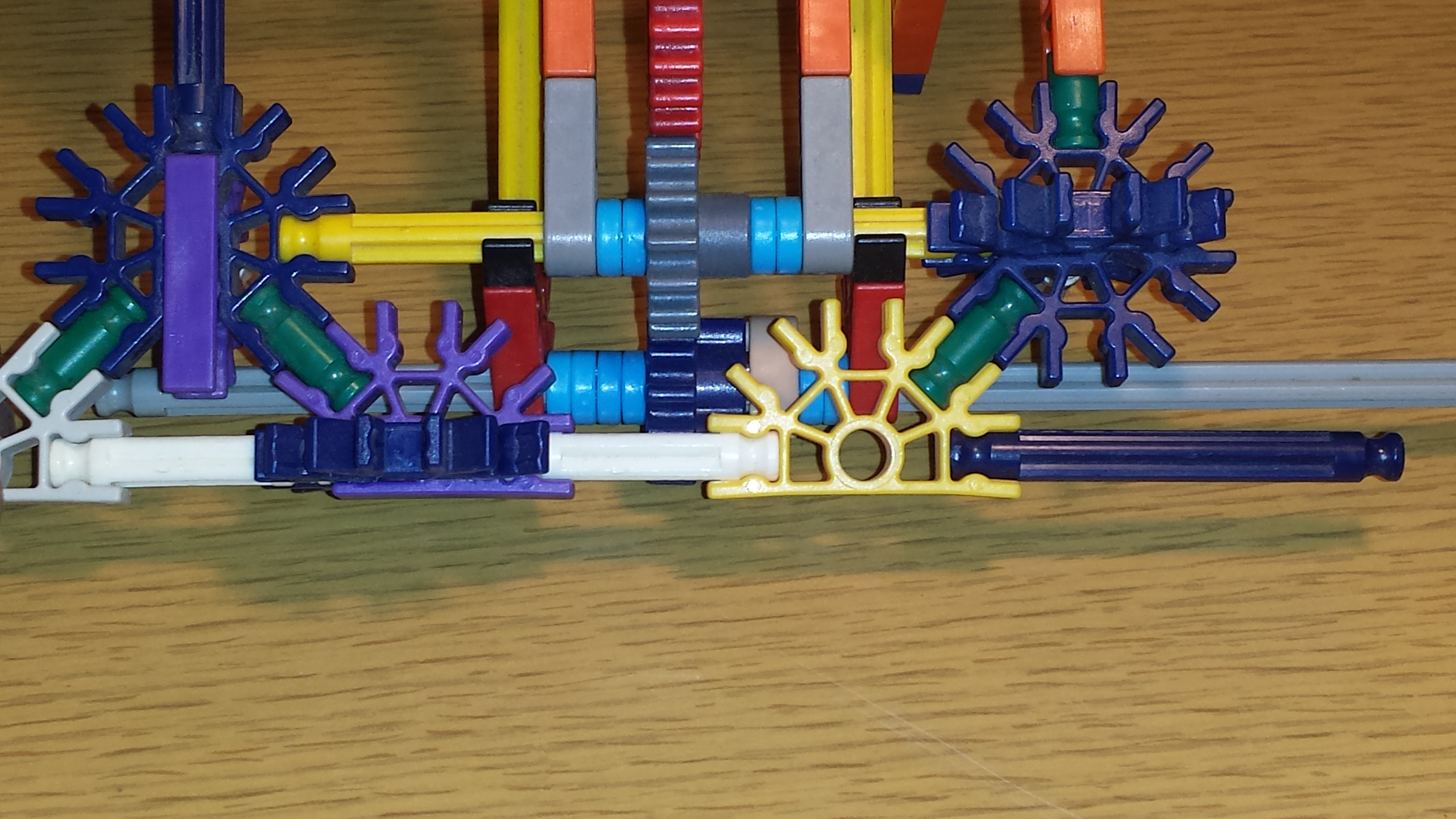 Picture of Steering System and Combind
