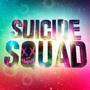 Suicide Squad Movie Poster Text Effect Tutorial