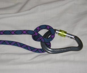 Tying a Munter hitch and belay tips.