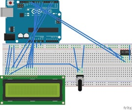 Distance Meter With Arduino