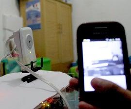 Camera Surveillance Controller System