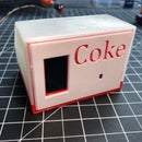 Coke Machine Level Detector - Now With Speech!