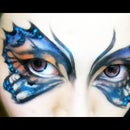 Halloween Make up*Butterfly Mask by RAMTB2