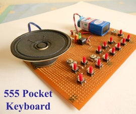 555 Pocket Keyboard