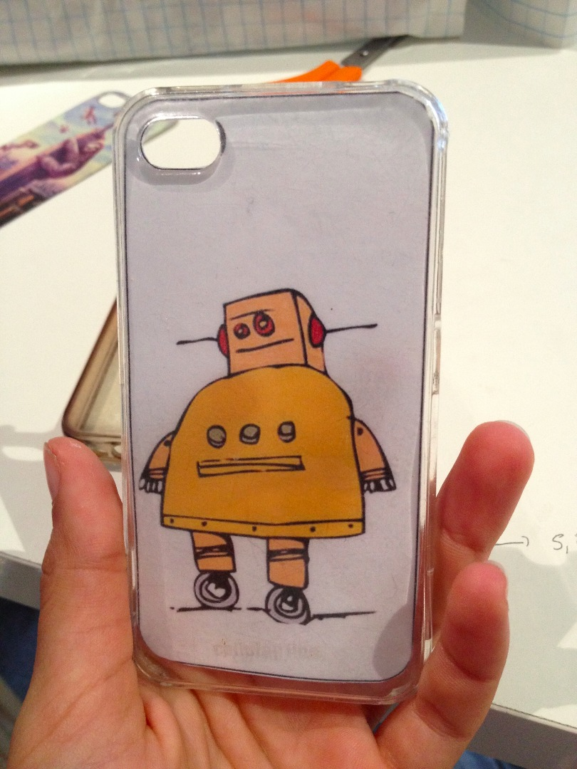 Picture of Custom Printed IPhone Case