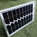 An Idea To Increase The Efficiency Of Solar Panel And To