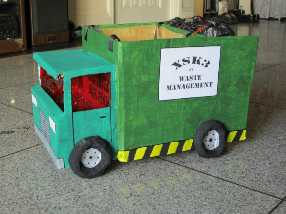 Picture of Garbage Truck Costume