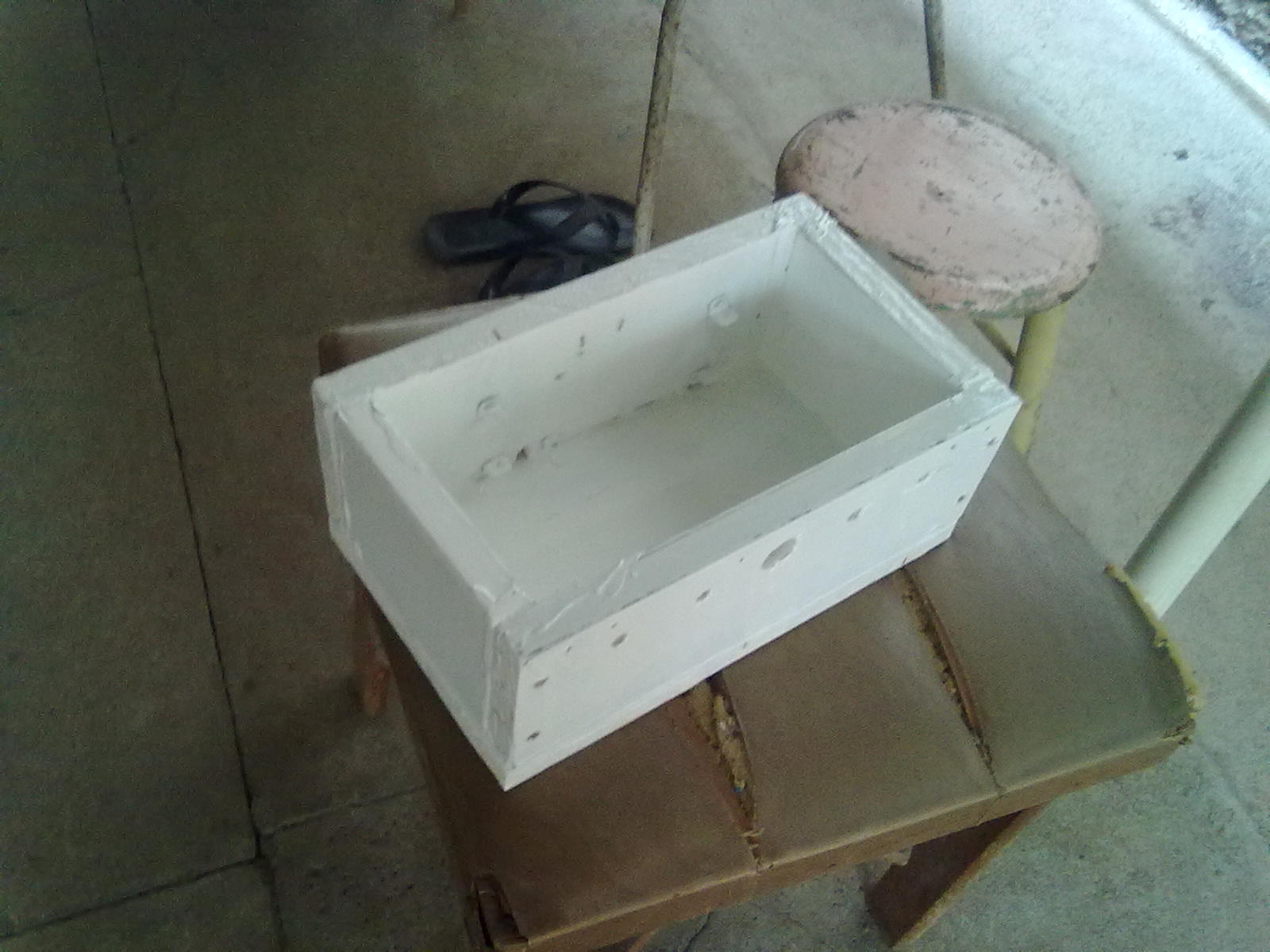 Picture of Disassemble and Finish/paint
