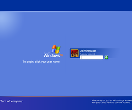 Hacking Windows XP Passwords. for real!