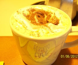 The Best Cappuccino on the planet