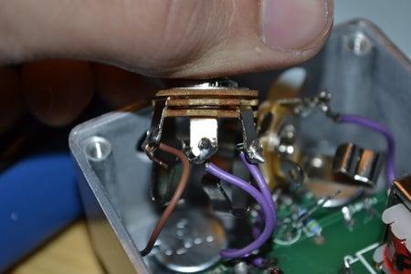 Part B Step 3: Input and Output Jacks