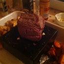 Hot Rock Steak At Home