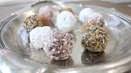 Chocolate Truffles | 2 Ingredients