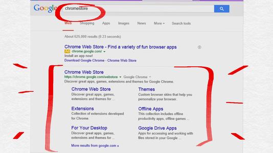 Where Is My Chromestore?