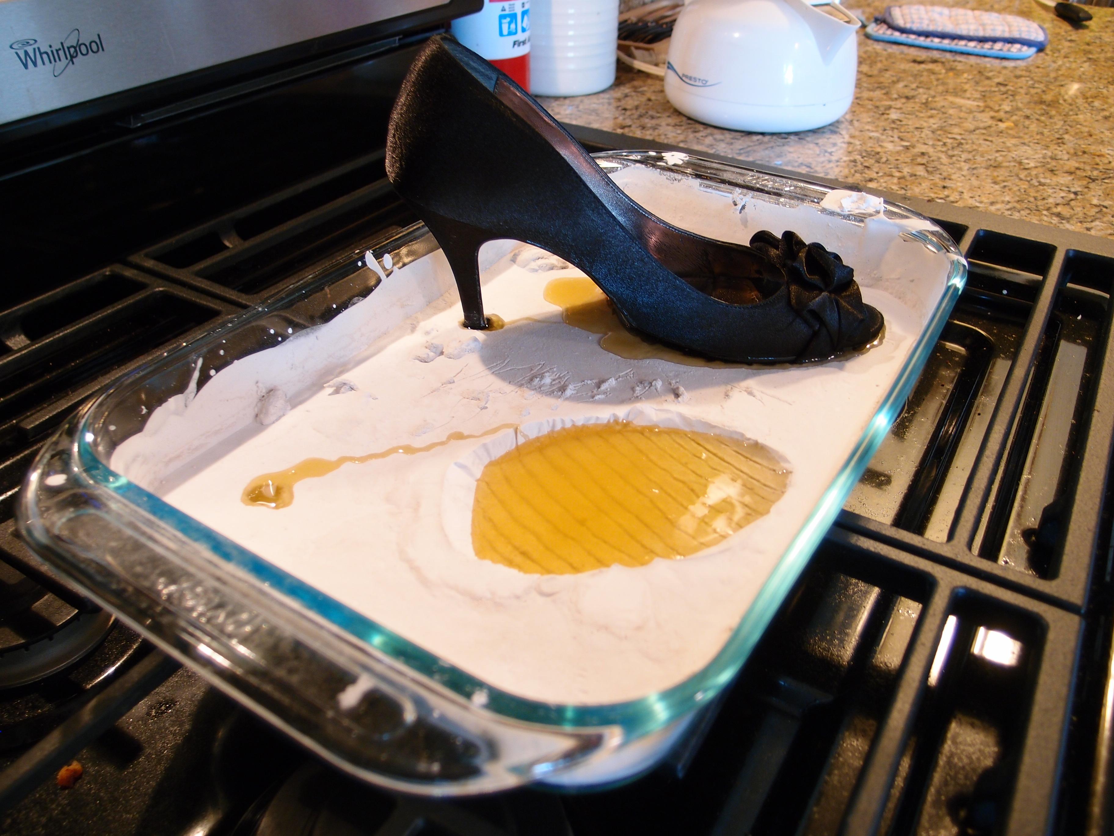 Picture of Shoe Sole Repair/Improvement
