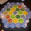Settlers of Catan Support Board (For Under $10)
