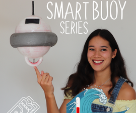 Smart Buoy - [Making Wave and Temperature Measurements]