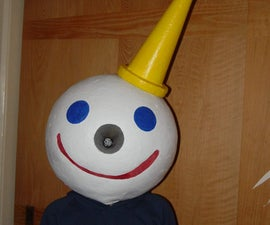 Jack In The Box head
