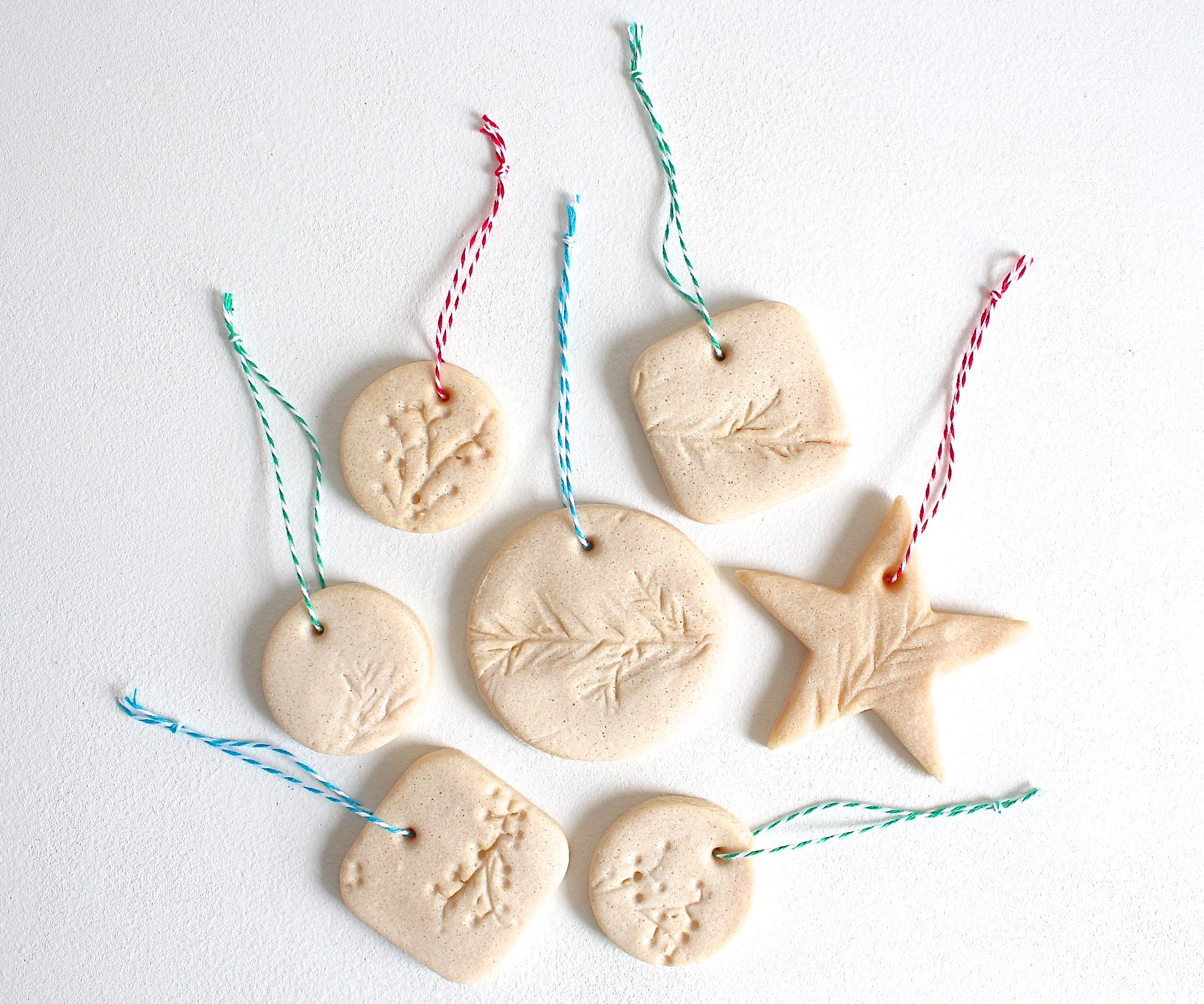 How to Make Salt Dough Ornaments: 5 Steps (with Pictures)