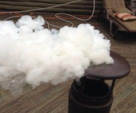 How To Make A Smoke Bomb!