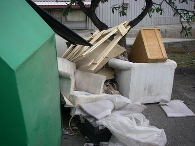 Scavenge Lumber and Stuff