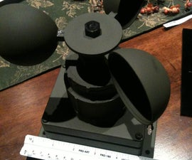 A Self-Contained Data Logging Anemometer