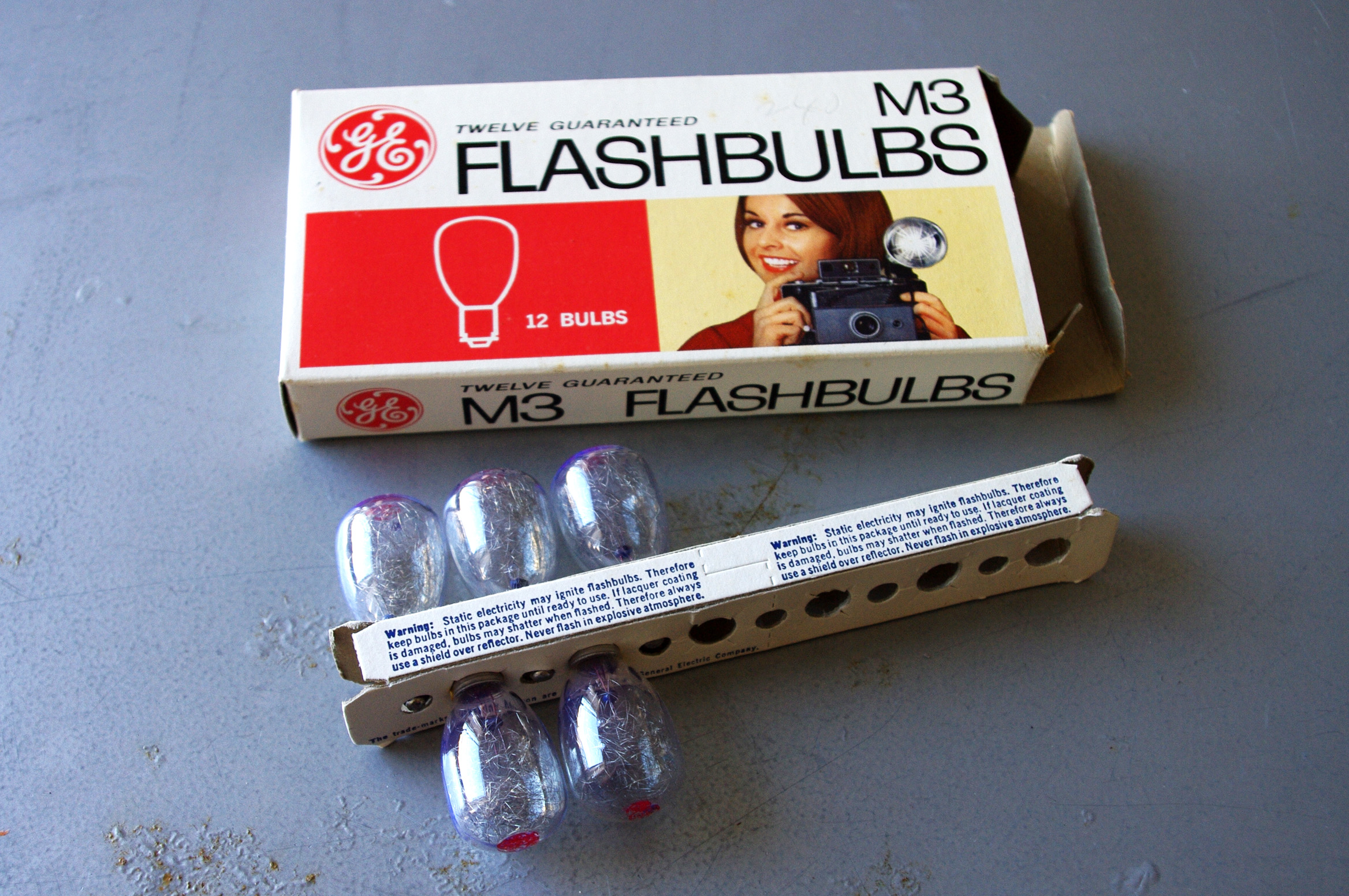 Picture of Flash Bulbs