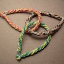 Crochet Beaded Bracelets
