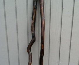 How to Make Your First Walking Stick