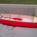 Skin-on-Frame Canoe