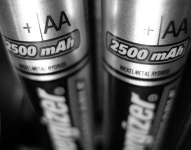 New Batteries