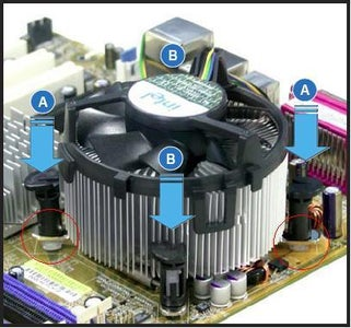 Better CPU Cooling
