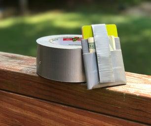 Minimalist Duct Tape Wallet