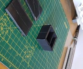 Foam Board Tools and a Quick Foam Board Box