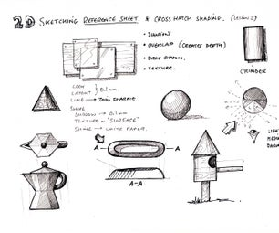 Sketching & Drawing Lessons