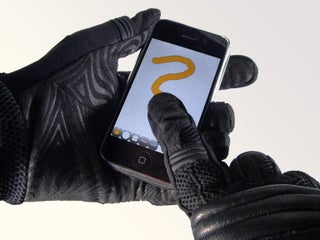 Video: Making Your Glove Work With a Touch Screen