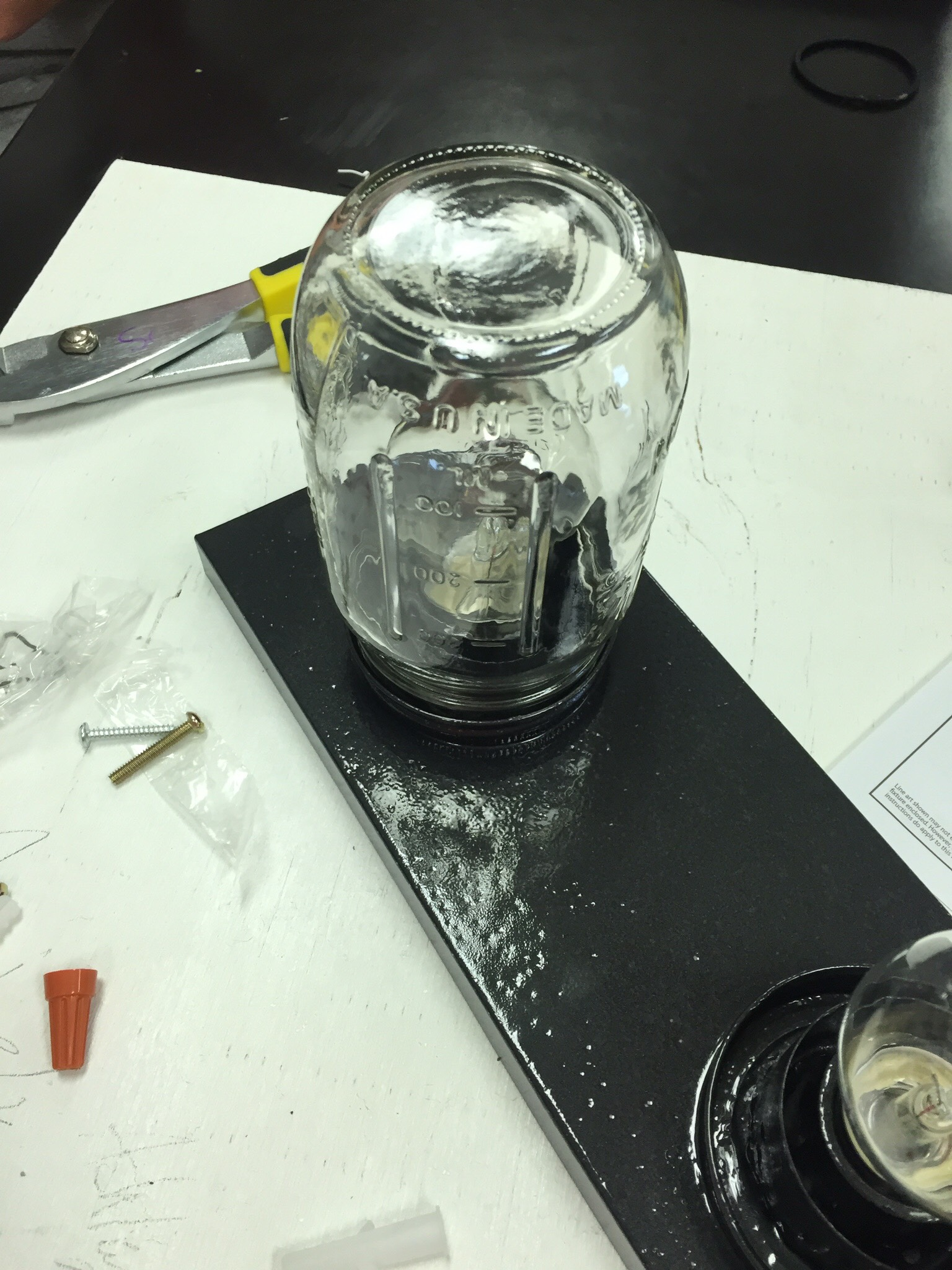 Picture of Screw on Mason Jars
