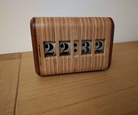 Retro Digital Clock