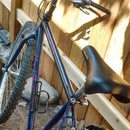 Friction Drive Motorized Bicycle W/ GX25