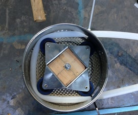 Inexpensive, easy to build, peristaltic pump