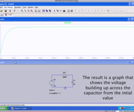 How to Simulate an RC Circuit in LTSpice with an Initial Condition