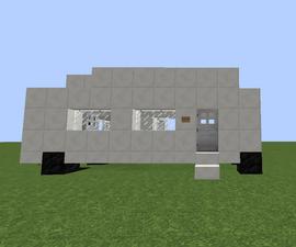 Minecraft RV/Camper