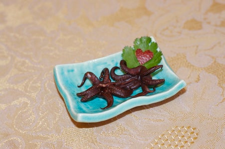 Plate the Chocolates and Enjoy