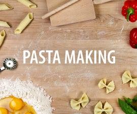 Pasta Making Class