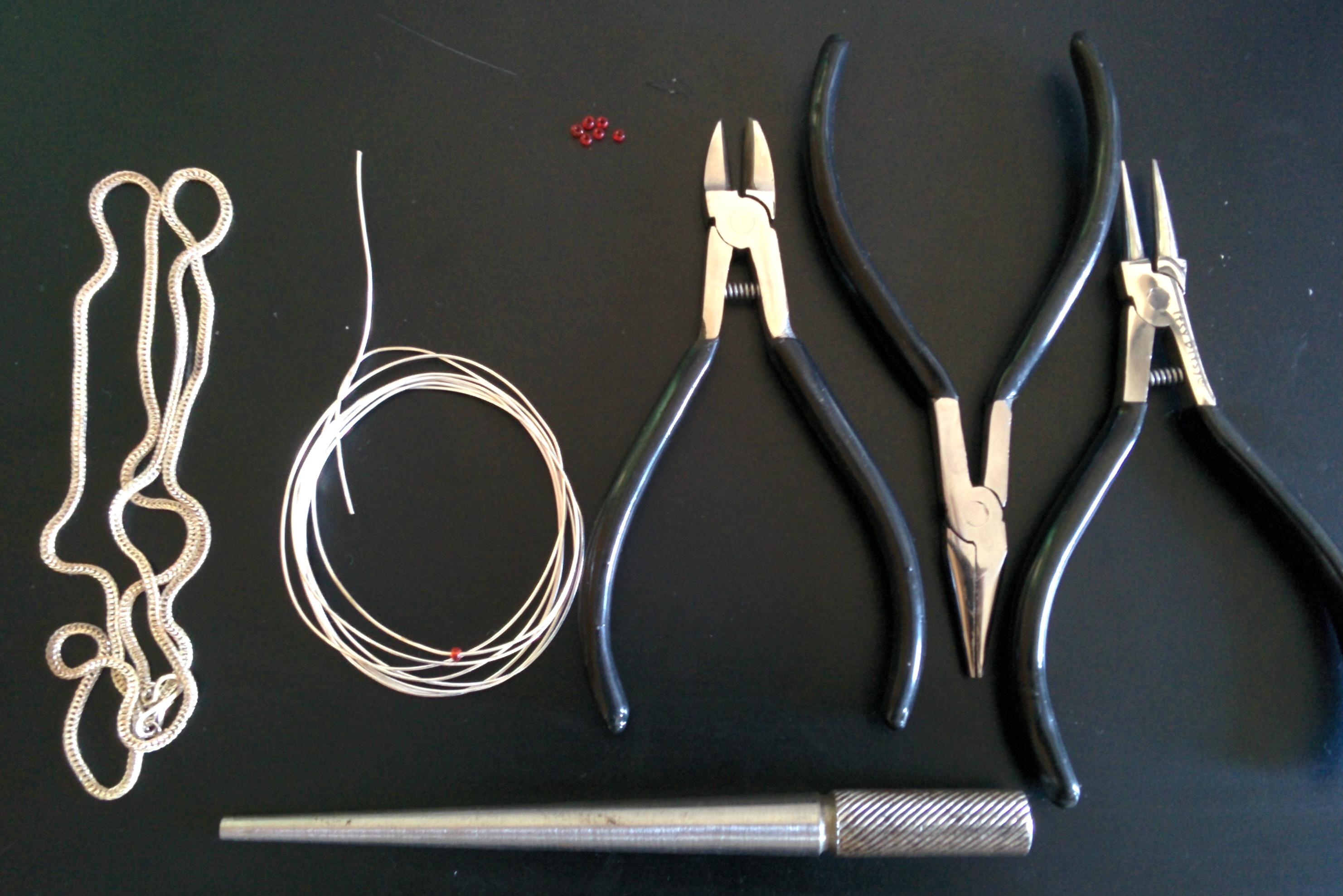 Picture of Tools Required